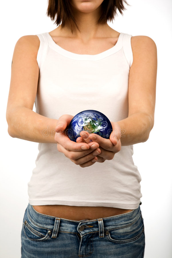 Download Earth Care stock photo. Image of friendly, security, person - 4957368