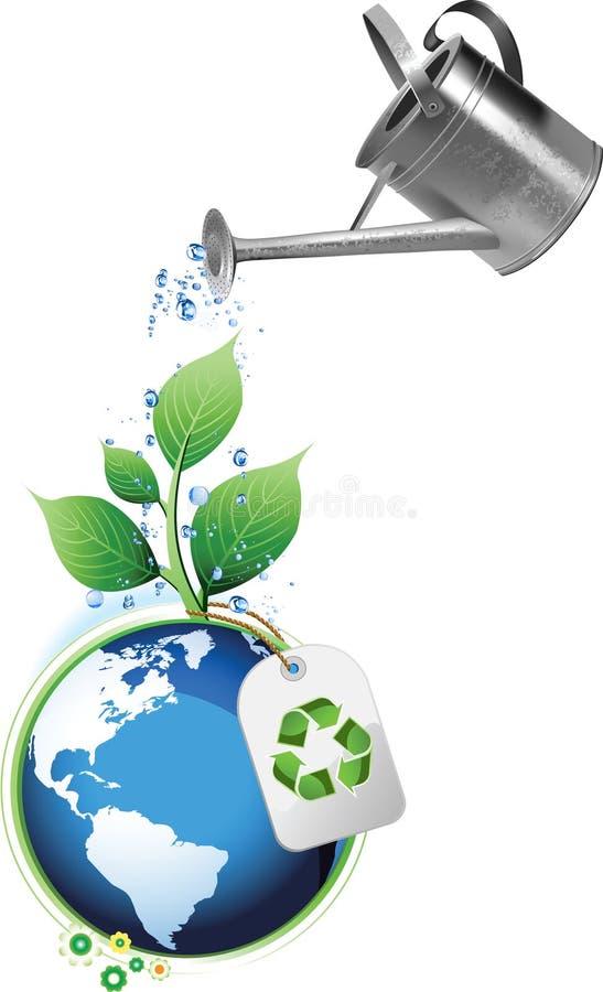 Earth Day. vector illustration