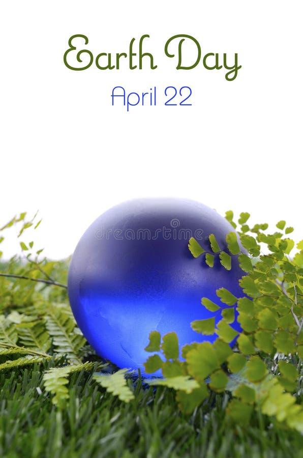 Earth Day, April 22, Concept Image stock photos