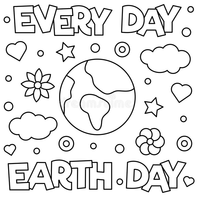 Earth Coloring Stock Illustrations – 1,887 Earth Coloring Stock  Illustrations, Vectors & Clipart - Dreamstime