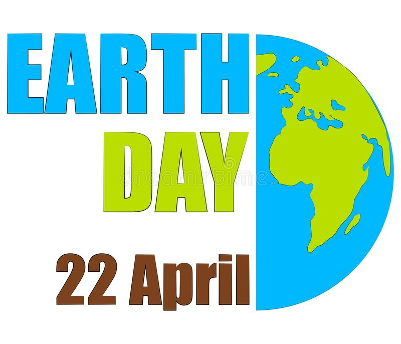 Earth Day. Eco friendly ecology concept. World environment day background. Earth Day. Eco friendly ecology concept. Earth day flat concept. World environment day vector illustration