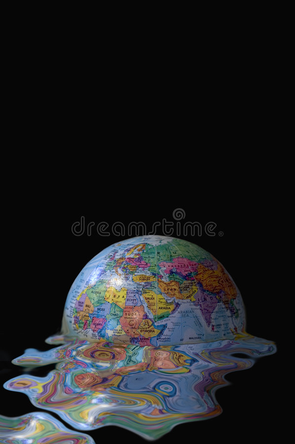 Free Earth Global Meltdown Stock Image - 884661