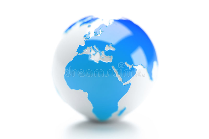 Download Earth Globe stock illustration. Illustration of background - 6763100