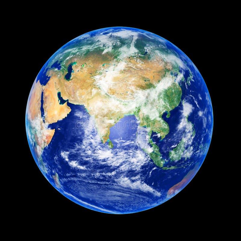 Download Earth Globe stock illustration. Illustration of mountain - 9277255