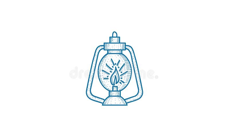 Earth Hour 60 Minute Template. Vector stock illustration