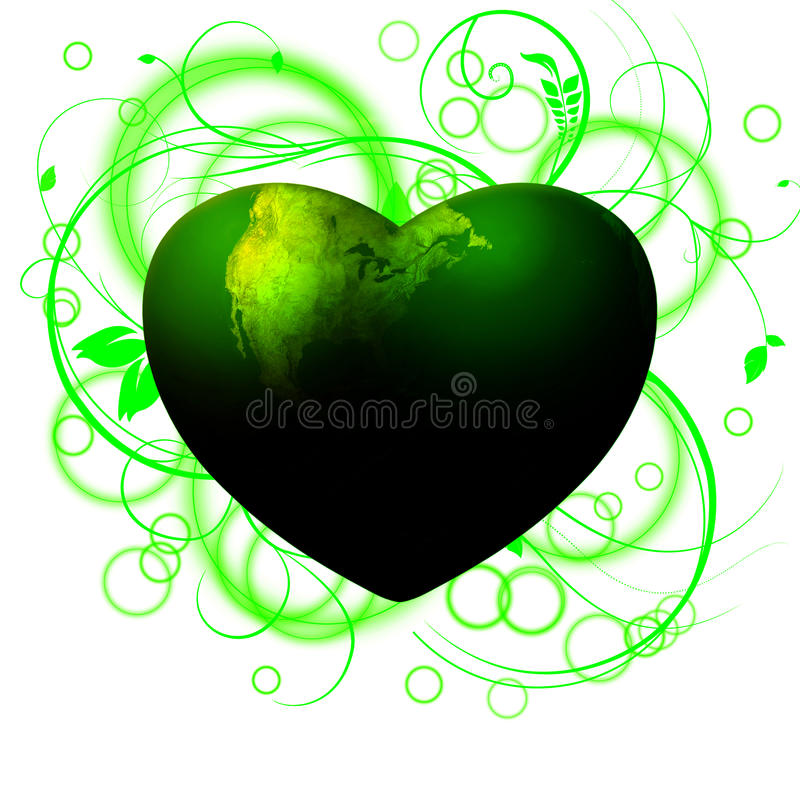 Free Earth Love Royalty Free Stock Images - 13192009