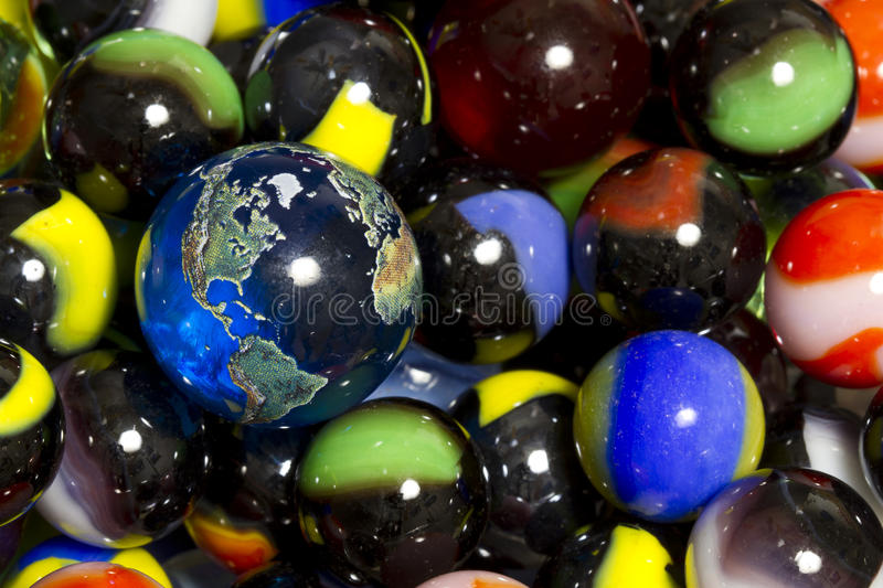 Download Earth & Marble Collection stock photo. Image of yellow - 23238358