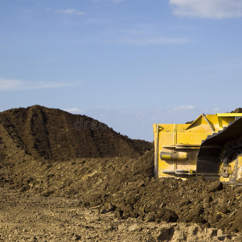 Download Earth Mover stock photo. Image of mover, machine, scoop - 12865976