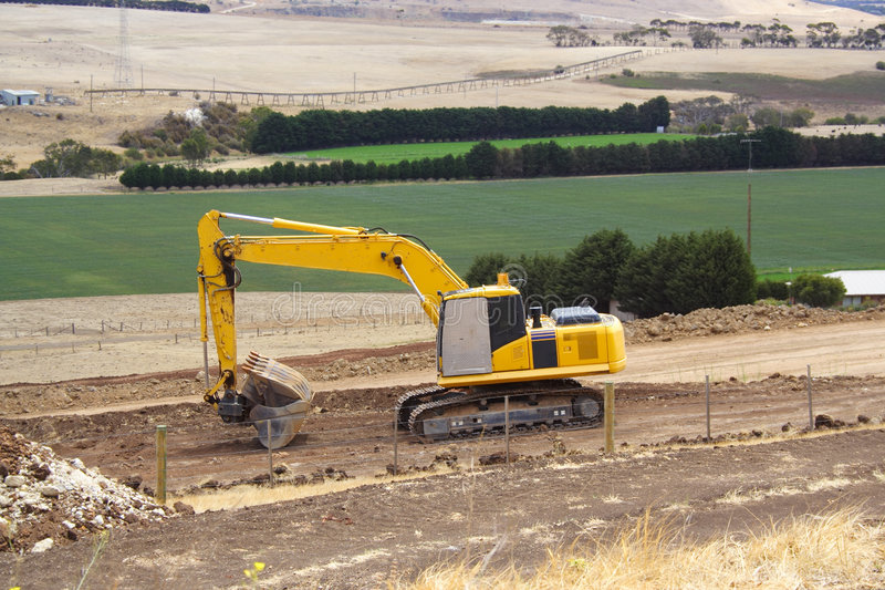 Download Earth Mover Country stock photo. Image of work, shovel - 1702312