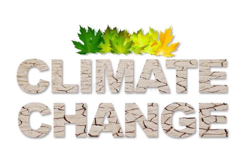 Climate Change vector illustration
