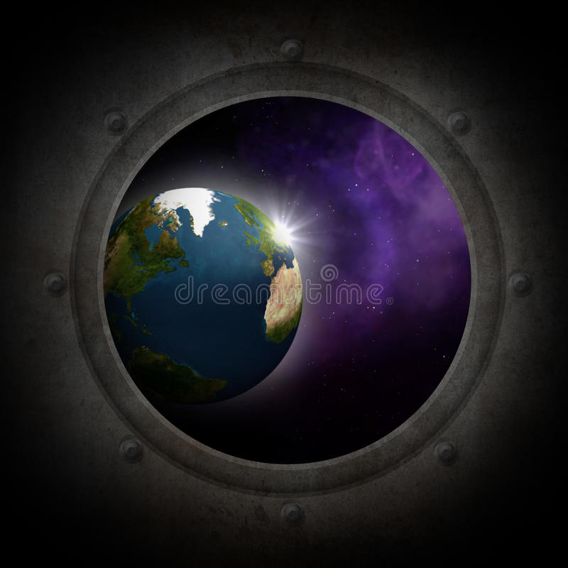 Download Earth Seen From The Space Royalty Free Stock Photography - Image: 23345227