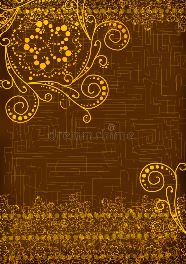 Earth toned background royalty free stock images
