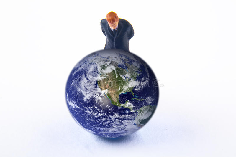 Earth Watch royalty free stock photos