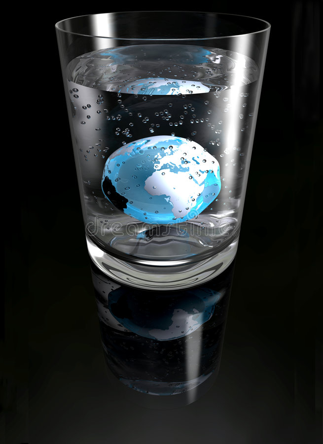 Earth In The Water