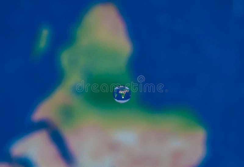 EarthDrop photos stock