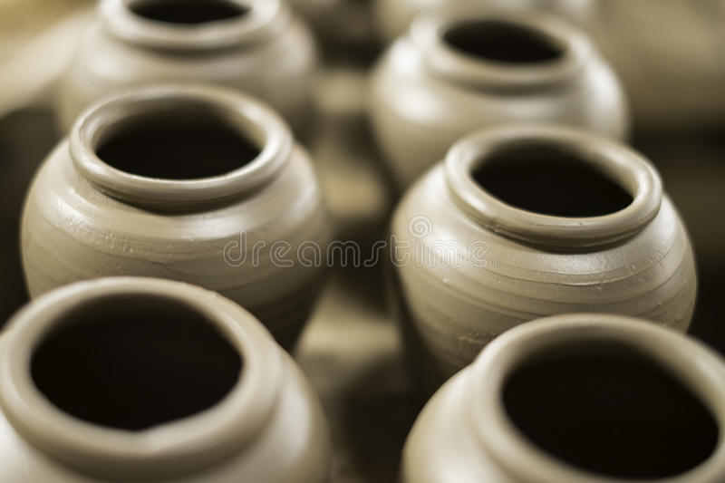 earthenware image stock