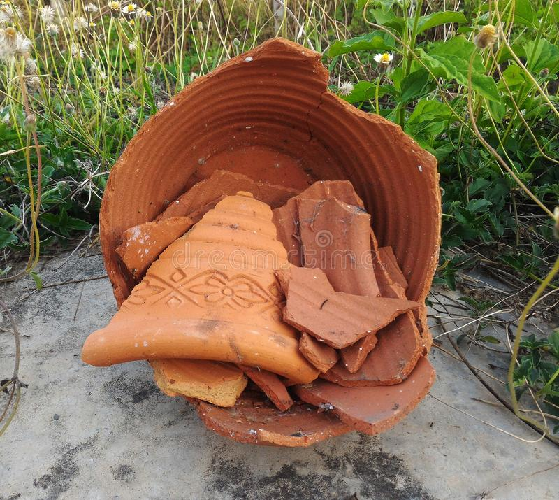 earthenware στοκ εικόνες με δικαίωμα ελεύθερης χρήσης