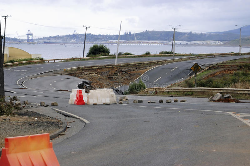 Download Earthquake In Chile, 2010/02/27 Editorial Image - Image: 18100745