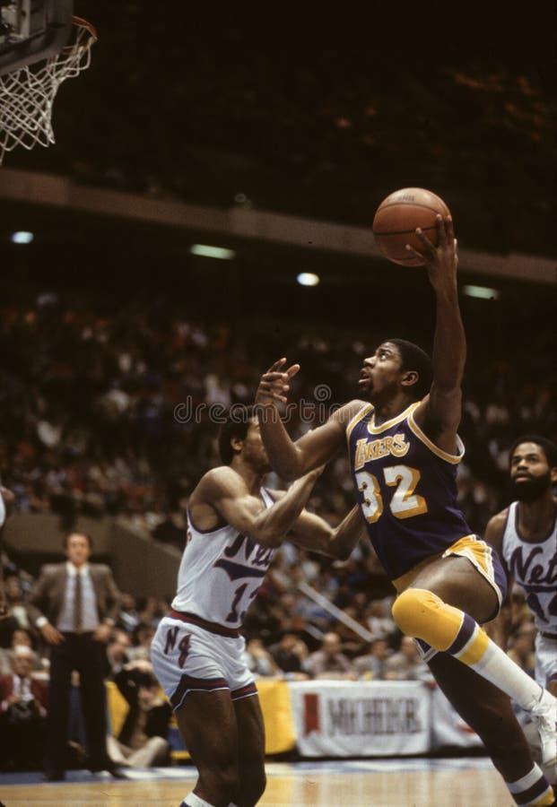 Earvin Magic Johnson photos stock