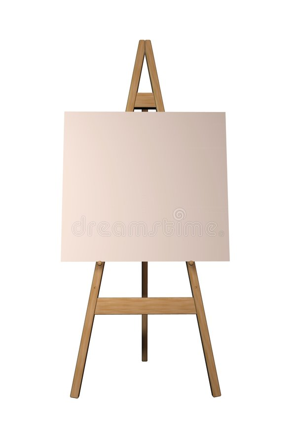 Download Easel Royalty Free Stock Images - Image: 1969399