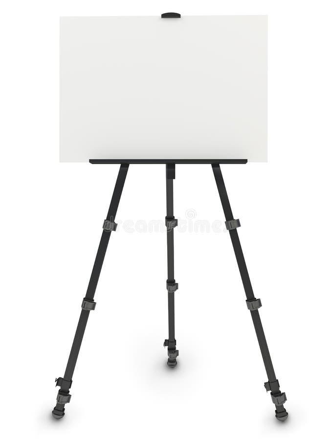 easel διανυσματική απεικόνιση