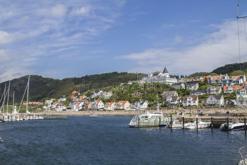 Easidetoevlucht in Zweden stock foto