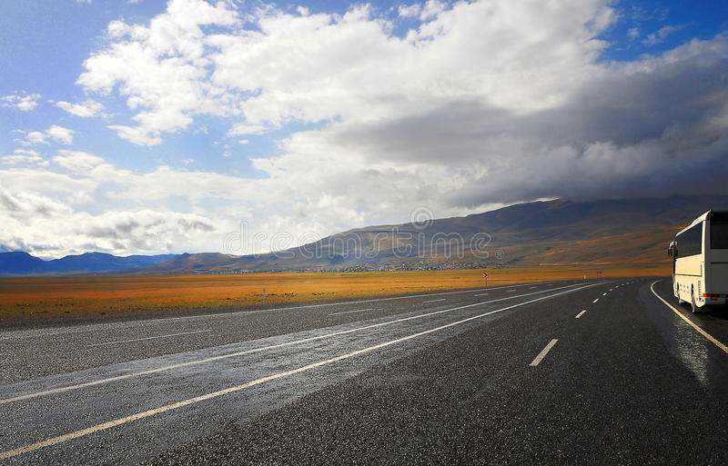 Download East anatolia stock image. Image of travel, clouds, lonely - 25347951