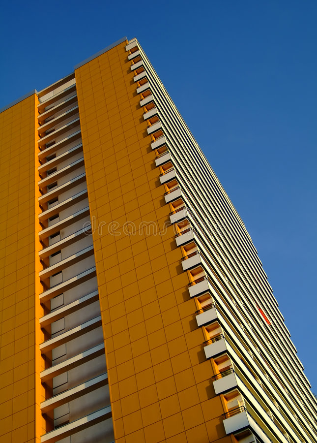 Download East Berlin Apartment Building Stock Images - Image: 2560254