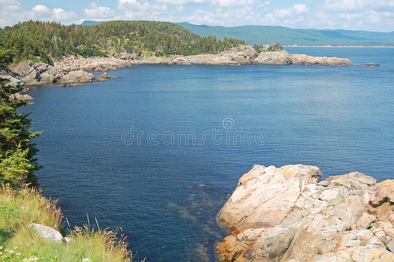 East canadian coastline