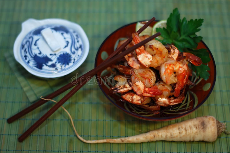 East Cuisine Royalty Free Stock Image
