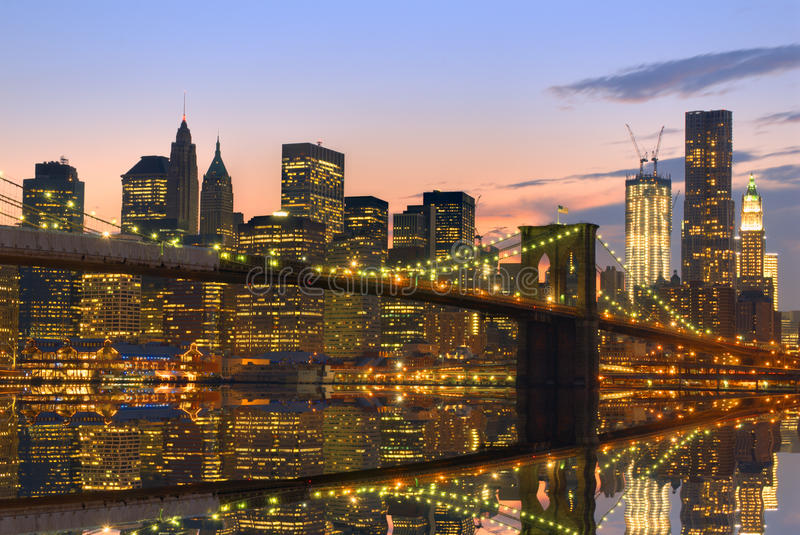 East River photographie stock
