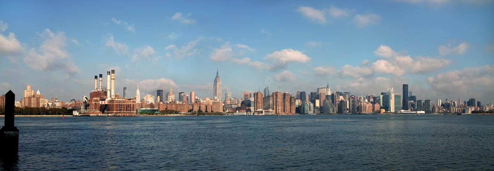 Download East River View Of Manhattan NYC USA Stock Photo - Image: 27663520