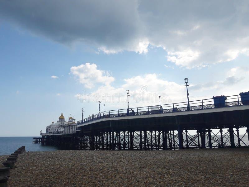 Eastbourne zdjęcia royalty free