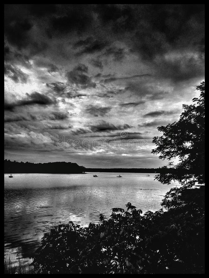 Eastcoast-Wasser lizenzfreie stockfotografie