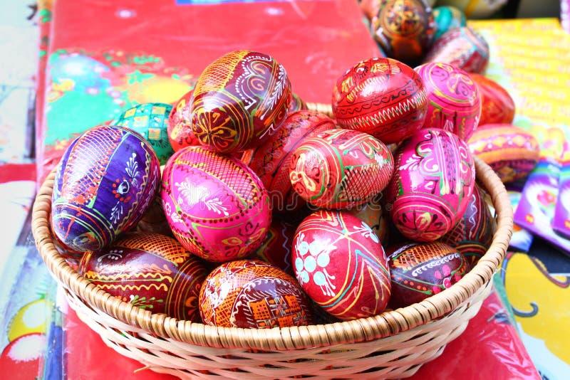 Easter ägg Royaltyfri Fotografi
