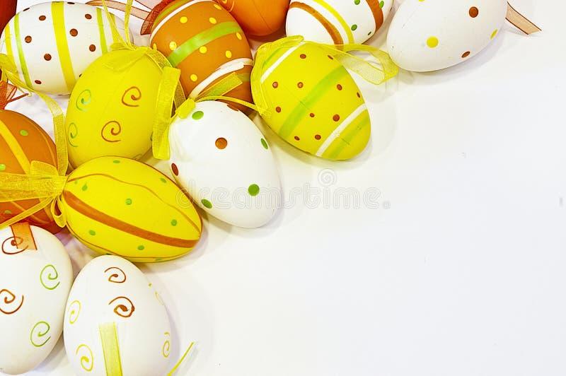 easter ägg arkivfoton