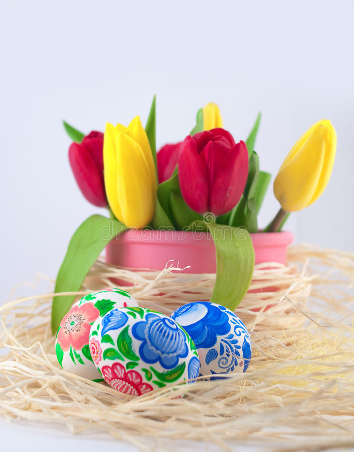 Easter imagem de stock