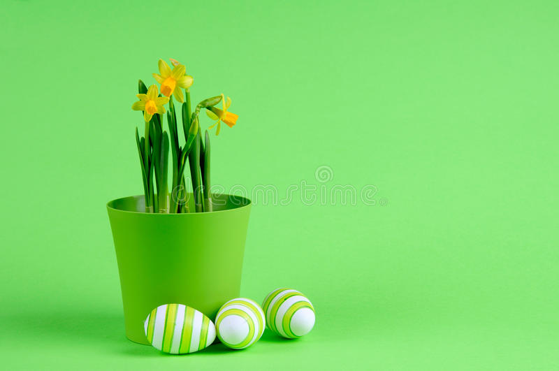 Download Easter stock photo. Image of fresh, eggs, easter, flowers - 13267912