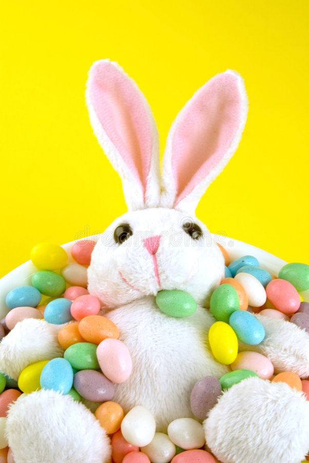 Download Easter stock image. Image of sweet, white, holiday, gift - 4491387