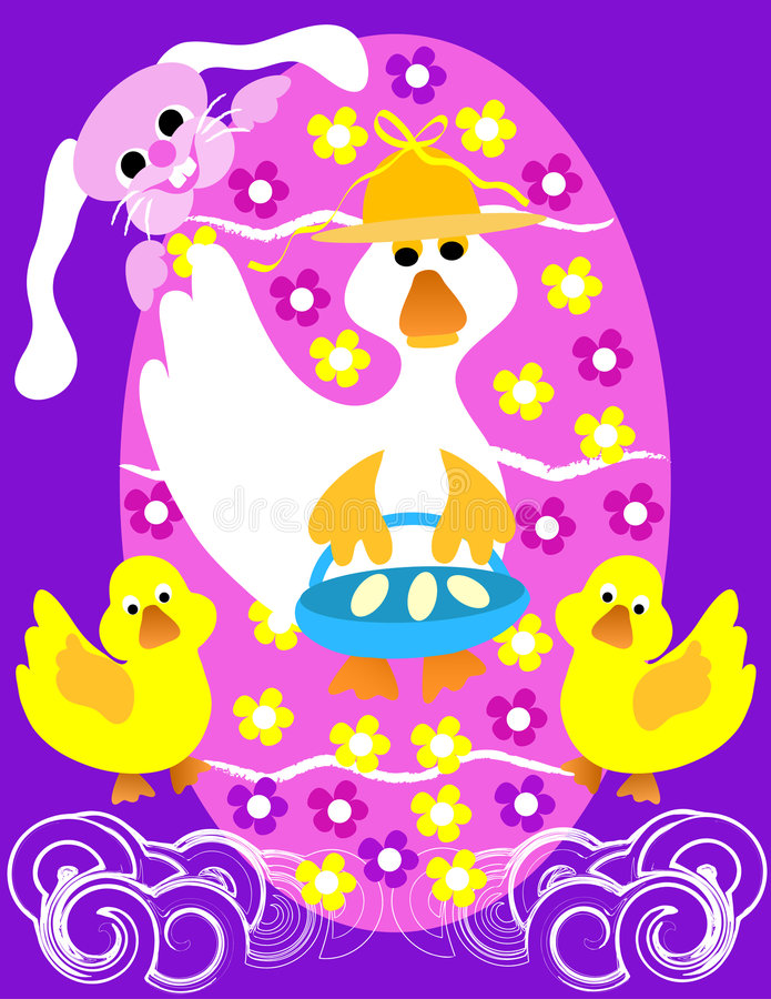easter stock illustrationer
