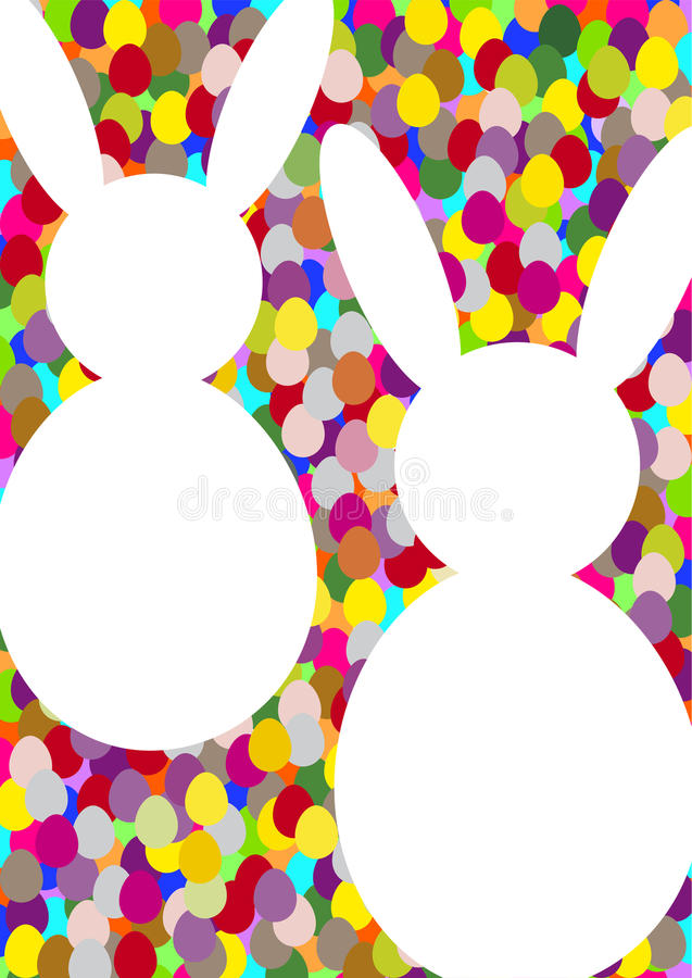 Download Easter background stock vector. Illustration of colorful - 17586218