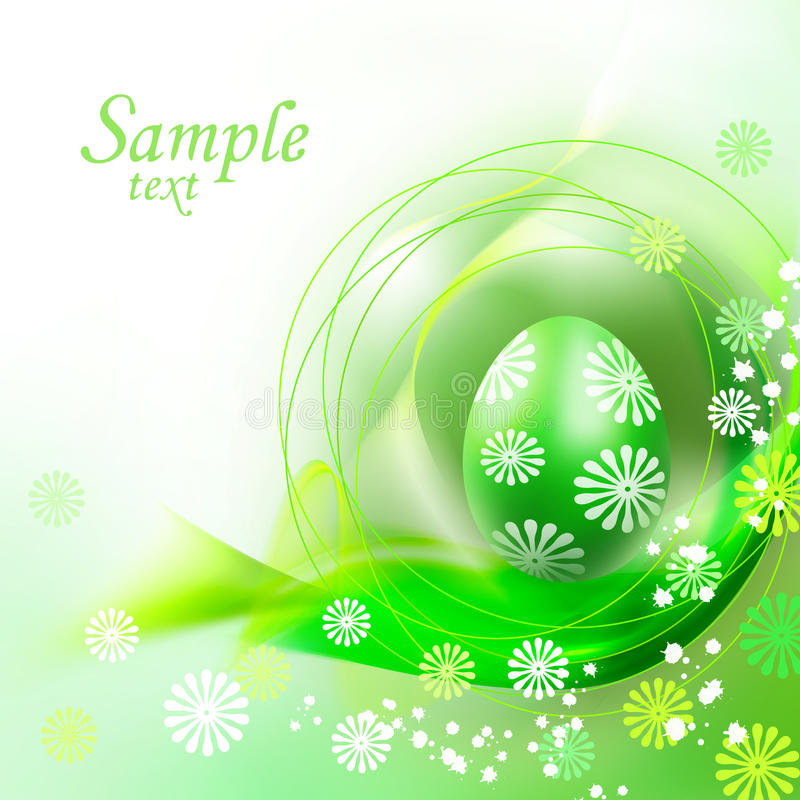 Free Easter Background Royalty Free Stock Photography - 19075327