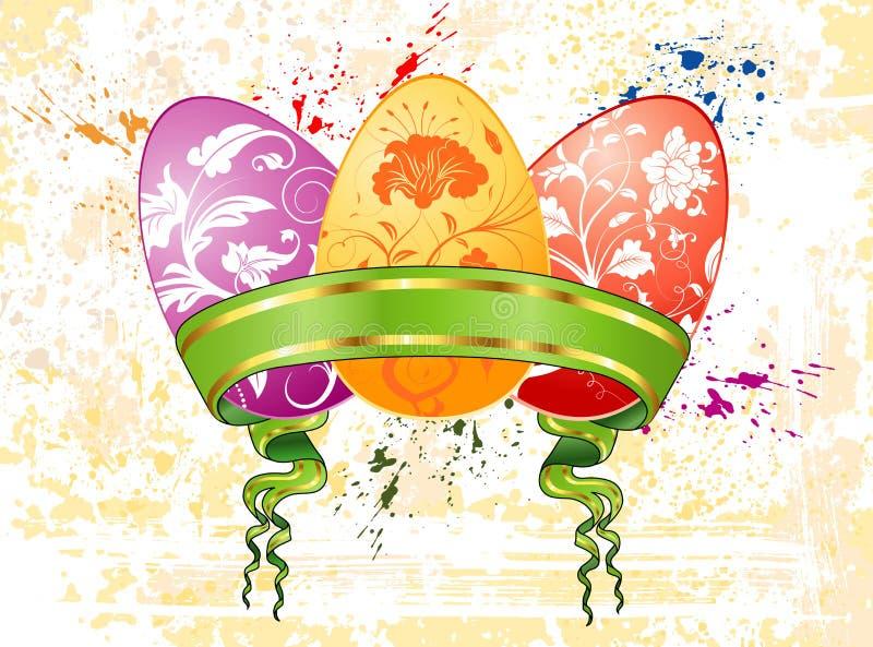 Download Easter background stock vector. Image of blot, grunge - 2144959
