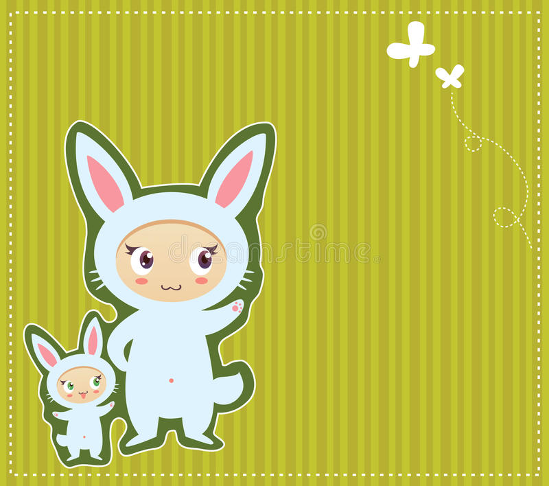 Download Easter background stock vector. Illustration of comix - 25708270