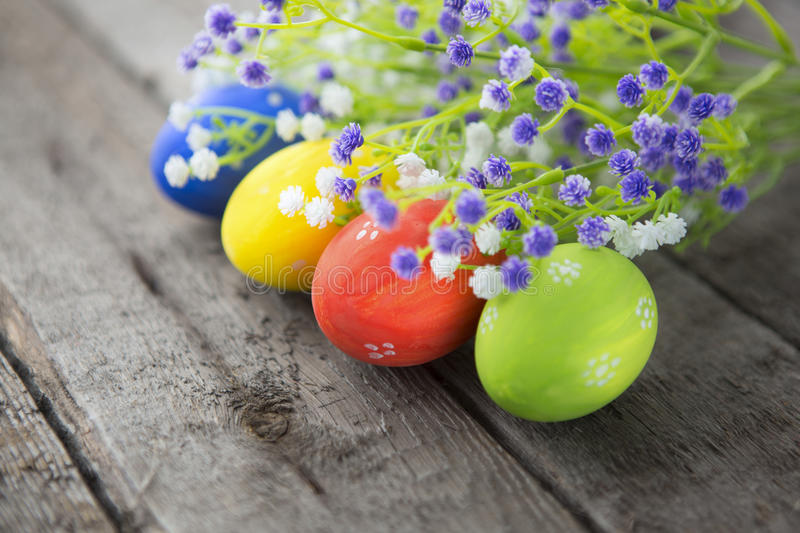 Easter background. Happy Easter. stock photos