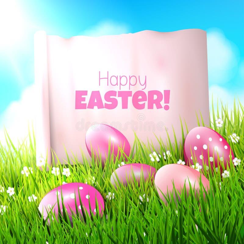 Download Easter Background Stock Illustration - Image: 43244867