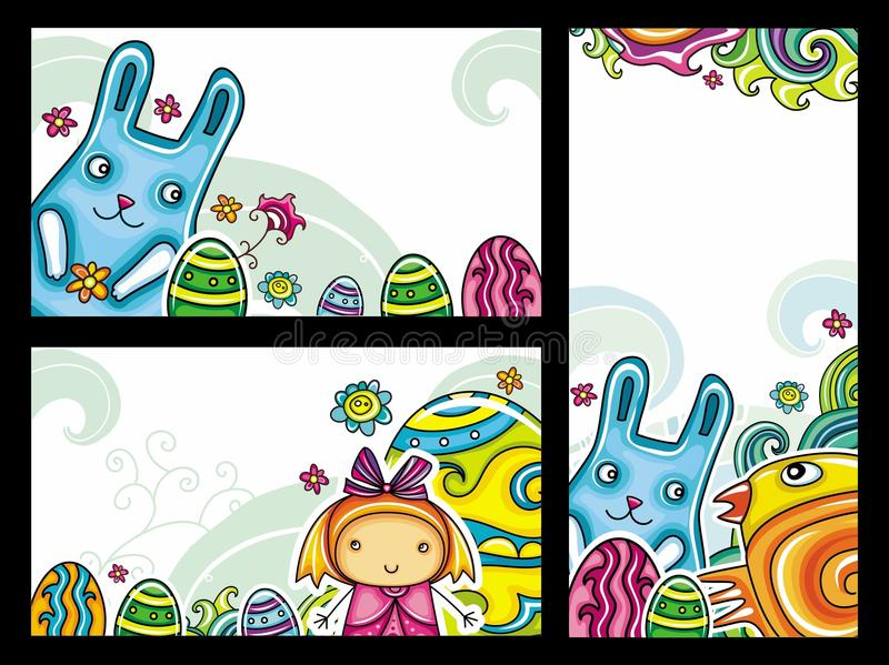 Download Easter Banners 1 Stock Images - Image: 18980844