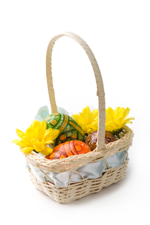 Free Easter Basket Stock Images - 4345754