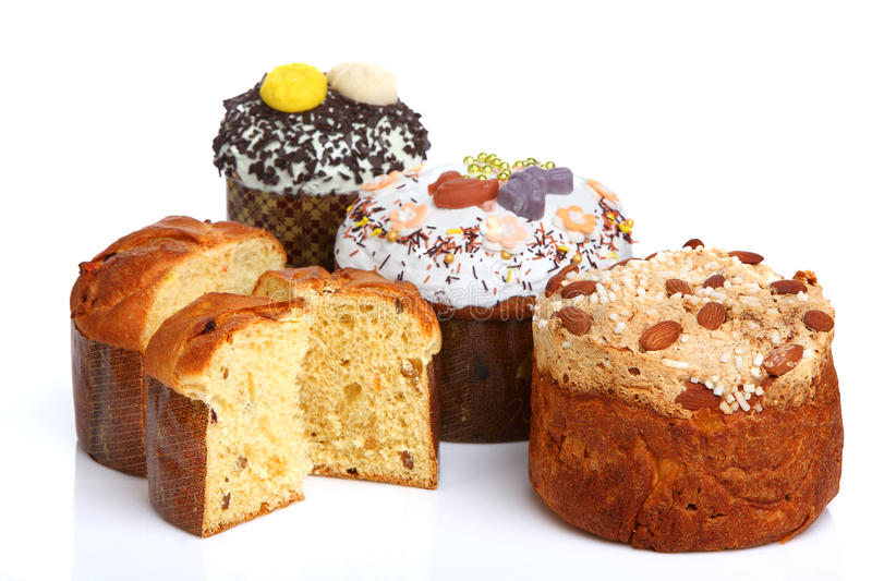 Download Easter Breads (Paska) Royalty Free Stock Photos - Image: 24124128