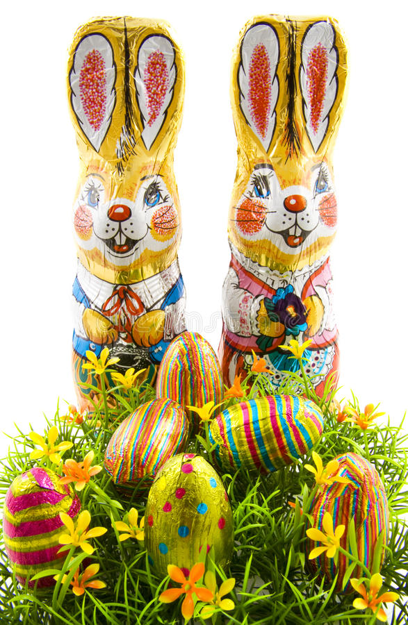Download Easter bunnie stock photo. Image of event, decoration - 13202188